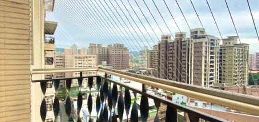 陽台隱形鐵窗