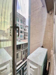 隱形鐵窗防止鴿害